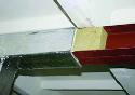 Покрытие металлоконструкций огнезащитным материалом на базальтовой основе